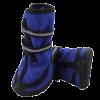 Triol Ботинки №3 М синий\черный неопрен 2лента-застежка на липучке (YXS137)