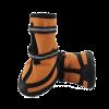 Ботинки Триол №3 М оранж черн. неопрен 2лента-застежка на липучке (YXS138)