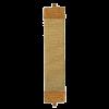 Зооэкспресс Когтеточка прямоугольная джут 60см (38012)