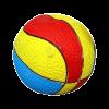"""Triol Игрушка """"Мяч баскетбольный"""" д-собак 7см (Лк-00200)"""
