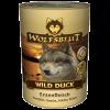 """Консервы """"WolfsBlut"""" Wild Dark """"Дикая утка"""" 395г утка-картофель"""
