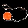 """DogLike Игрушка """"Мяч Средний"""" д-средних собак Оранжевый 85мм (DM-7342)"""