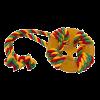 "DogLike Игрушка ""Кольцо Космос с канатом"" д-собак 104мм*300мм*23мм (D12-1105)"