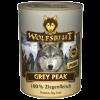 """Консервы """"WolfsBlut"""" Grey Peak """"Седая вершина"""" 395г козлиное мясо-сл.картоф д-собак"""