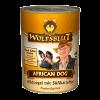 """Консервы """"WolfsBlut"""" African Dog """"Африканская собака"""" 395г мясо дикой птицы-сл.карт-пастернак"""