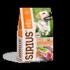 "Сухой корм ""SIRIUS"" 3кг д-взрослых собак ягненок-рис"