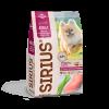 "Сухой корм ""SIRIUS"" 10кг д-взрослых собак мелких пород"
