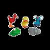 "Karlie-Flamingo Игрушка д-собак ""Зверьки"" латекс (501965)"