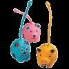 """Karlie-Flamingo Игрушка д-собак """"Мячик с хвостом"""" латекс (501966)"""