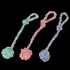 """Karlie-Flamingo Игрушка д-собак """"Веревка с плетеным мячом"""" 60см*8см (507439)"""