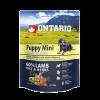 """Сухой корм """"Ontario"""" Pappu Mini 750г д-щенков малых пород ягненок-рис"""