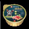 Консервы Зоогурман Holistic 100г д-кошек индейка-цукини