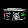 Консервы Зоогурман Grain Free 100г д-кошек кролик
