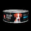 Консервы Зоогурман Grain Free 100г д-собак ягненок