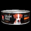 Консервы Зоогурман Grain Free 100г д-собак гусь