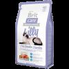 """Сухой корм """"Брит"""" Care Cat  2кг Б\З д-кошек с чувств. пищеварением ягнёнок-лосось"""