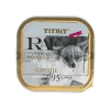 Тит - Бит Паштет RAF д-собак курица м\у (7594)
