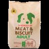"""Сухой корм """"Magnusson"""" Meat Biscuit  Adult 4,5кг Б З д-собак растущих и взрослых 44% филе говядины"""