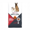 "Сухой корм ""Opti Life"" 1кг д-собак с чувств. пищевар. ягненок-рис."
