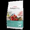 """Сухой корм """"Italian Way"""" Maxi Ideal Weight 12кг Б/З д-собак круп. пород форель-черника контроль веса"""