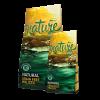 "Сухой корм ""Satisfaction"" Nature Salmon Холистик 12кг д-собак гипоаллергеный мясо лосося 40%"