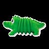 "Petstages ОН игрушка д/собак Accordionz ""Крокодил"" латекс с пищалкой 15см (68093)"
