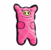 "Petstages ОН игрушка д/собак Invinc Mini ""Свинка"" без наполнителя с пищалками 12см (32013)"