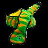 """Petstages ОН игрушка д/собак Invincibles """"Змея"""" XXL 12 пищалок (32005)"""