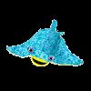 """Petstages ОН игрушка д/собак Floatiez """"Скат"""" для игры в воде (67874)"""