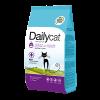 "Сухой корм ""Daily Cat"" 1,5кг д-кошек взрослых утка-овес"