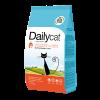 "Сухой корм ""Daily Cat"" Adult Hairball 400г д-кошек для вывода шерсти индейка-рис"