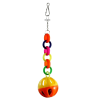"Игрушка для птиц ""Звонкий шарик"" (073-КХ)"