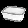 Туалет Canada Litter с системой защиты от запаха CatEco -серый