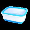 Туалет Canada Litter с системой защиты от запаха CatEco - синий