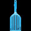 Совок Canada Litter Эко Нано люкс голубой