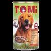 """Консервы """"Томи"""" 1,2кг д-собак ягненок"""