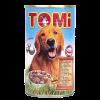 """Консервы """"Томи"""" 1,2кг д-собак 5 видов мяса"""