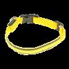 Ошейник Пижон подсветкой 50-58см 2 светоотр. полоски 3 режима. желтый (1039616)