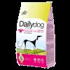 """Сухой корм """"Daily Dog"""" 12кг д-собак крупных пород ягненок-рис"""