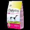 """Сухой корм """"Daily Dog"""" 12кг д-собак средних пород ягненок-рис"""