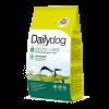 "Сухой корм ""Daily Dog"" 12кг д-собак средних-крупных пород лайт курица-рис"