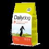 """Сухой корм """"Daily Dog"""" 12кг д-щенков крупных пород индейка-рис"""