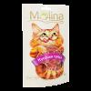 """Лакомства Колбаски """"Molina"""" 5г д-кошек говядина-печень"""