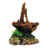 """Аквадекор Грот """"Коряга на скале"""" Триол (Кс-230)"""