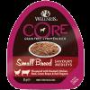 """Консервы """"Wellness Core"""" 85г д-мелких пород попурри из курицы-говядины. запеч. фасоль - крас.перец"""