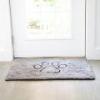 """Dog Gone Smart Коврик  д-собак """"Doormat """" S 40*60см серый супервпитывающий (29396)"""