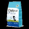 "Сухой корм ""Daily Cat"" 1,5кг д-кошек привередливых рыба-рис"
