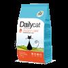 """Сухой корм """"Daily Cat"""" 1,5кг д-кошек стерилизованных индейка-рис"""