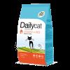 """Сухой корм """"Daily Cat"""" 1,5кг д-кошек взрослых индейка-рис"""