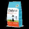 "Сухой корм ""Daily Cat"" 1,5кг д-котят индейка-рис"